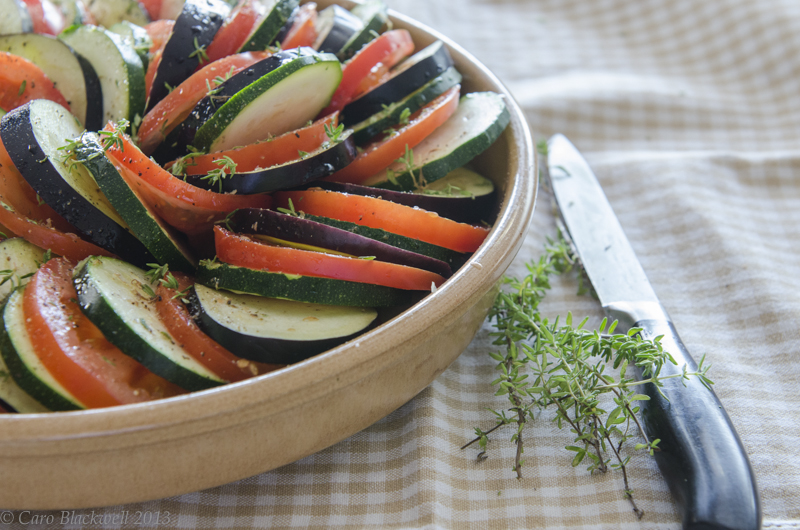 Provencal Vegetable Tian | Taste of Savoie