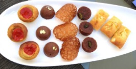 Petits Fours at Jiva Hill