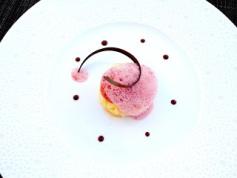 pre-dessert at Jiva Hill