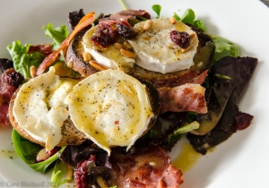 My Goats Cheese Salad