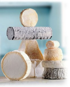 French Goats Cheeses
